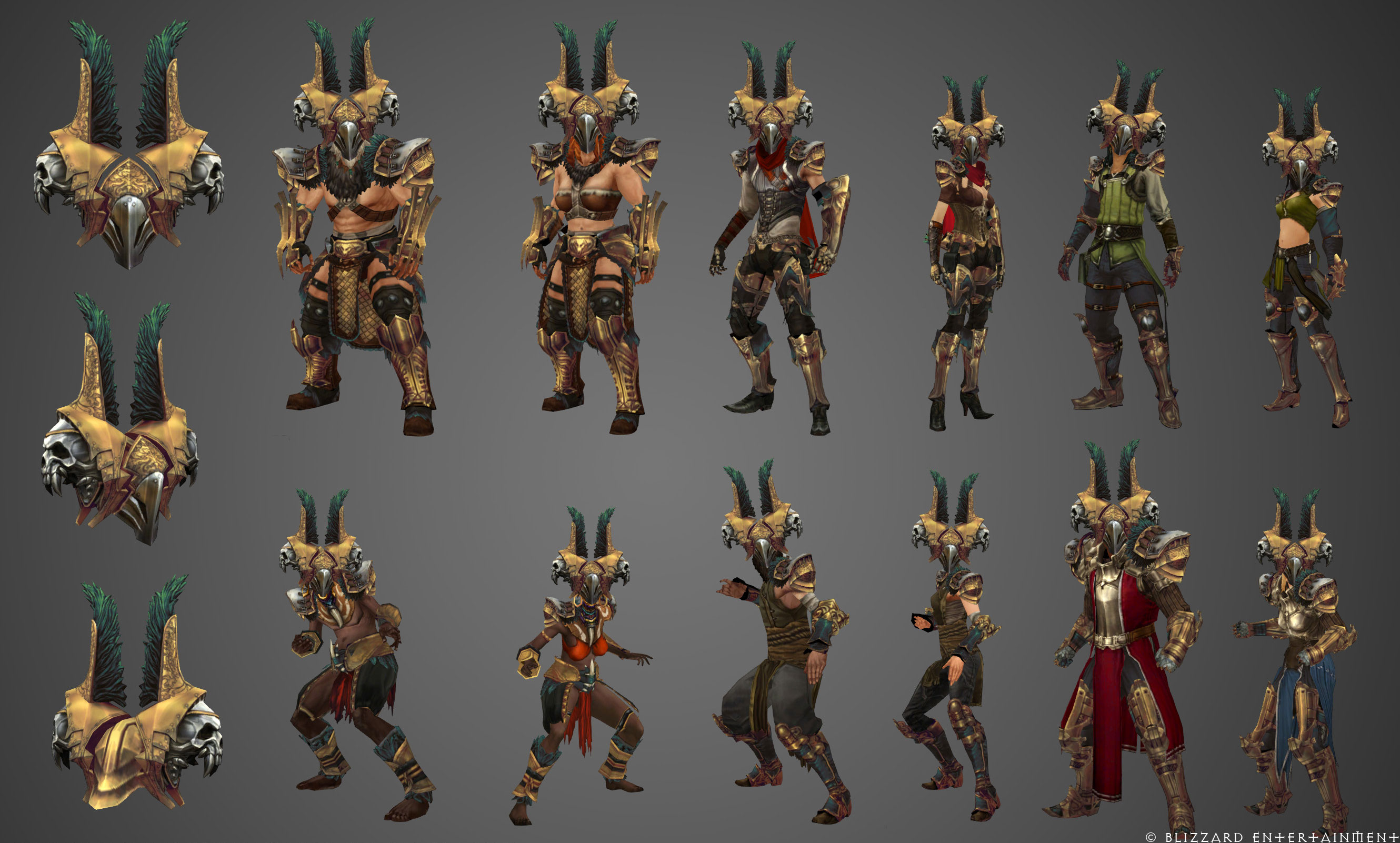how to create a new character in diablo 3